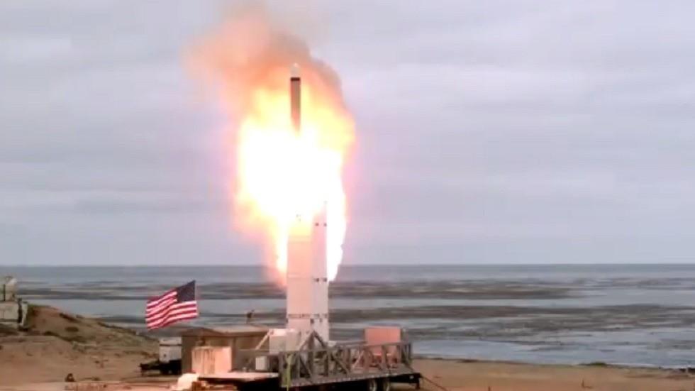 بماذا سترد روسيا على اختبار الولايات المتحدة صواريخ توماهوك أرضية