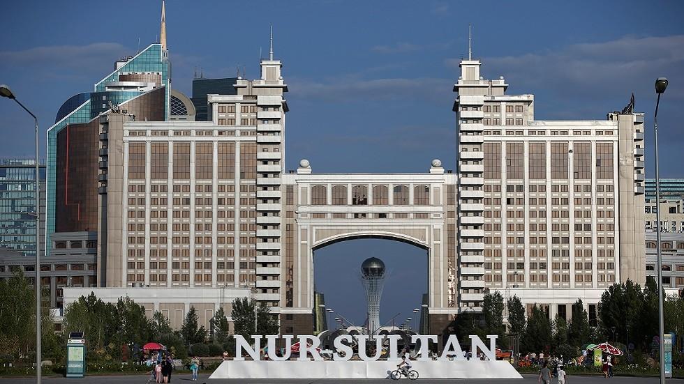 كازاخستان تشيد باستراتيجية تعاون واشنطن مع دول آسيا الوسطى