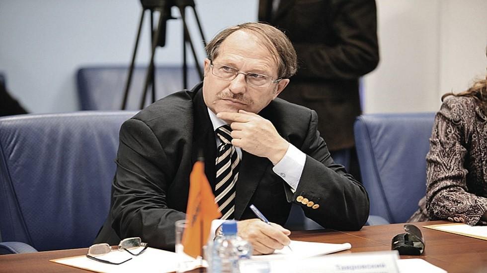 البروفسور يوري تافروفسكي