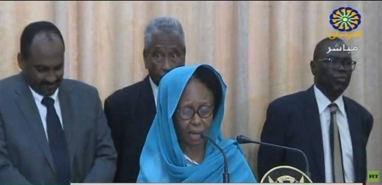 المجلس السيادي السوداني يبدأ أولى جلساته الرسمية
