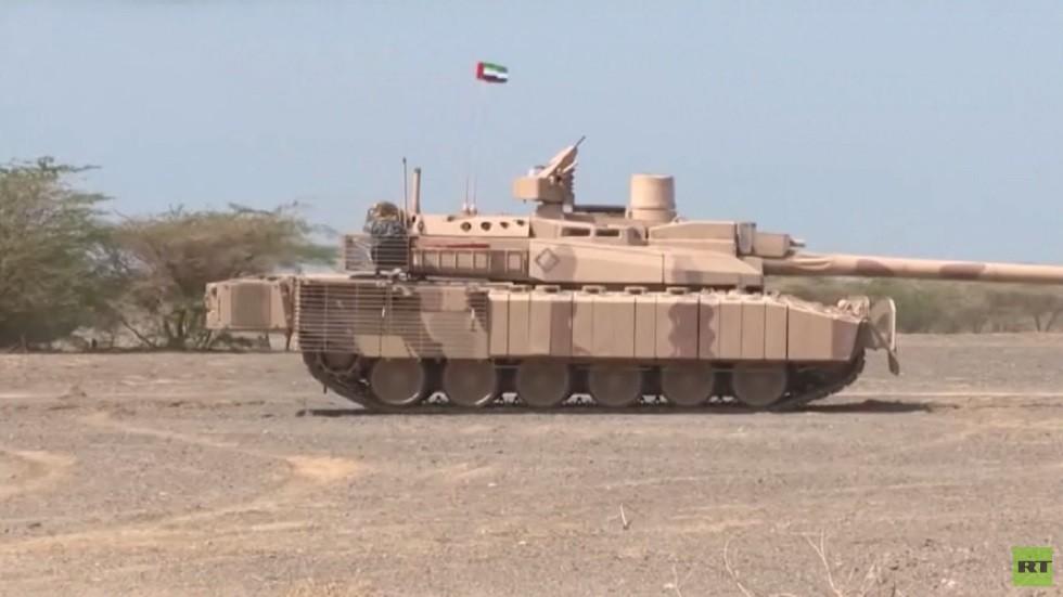 حكومة هادي تطلب وقف دور الإمارات