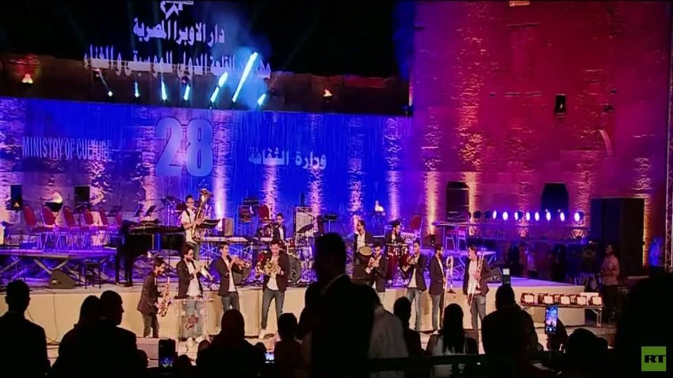 القاهرة.. مهرجان الموسيقى والغناء