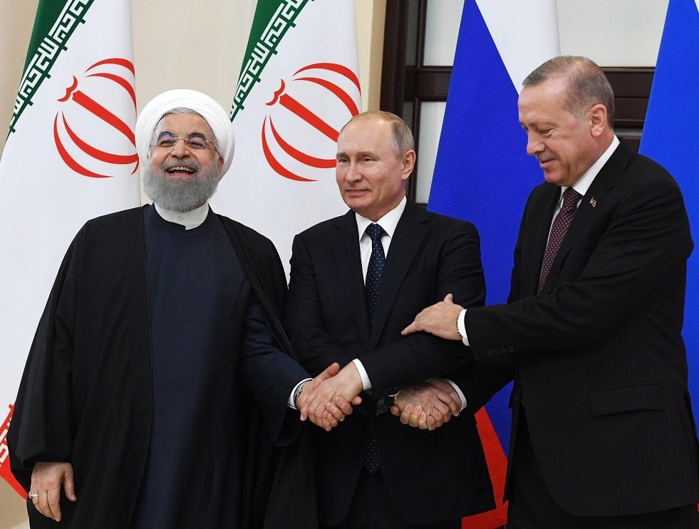 أنقرة تكشف موعد قمة روسيا وإيران وتركيا