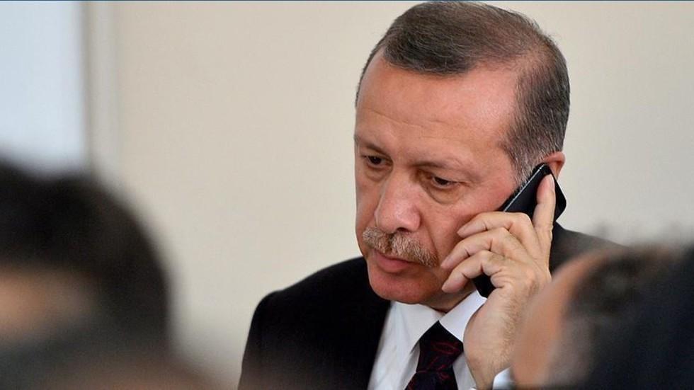 إجراء  يدل على قطيعة نهائية مع رفاق أردوغان الثلاثة الكبار!