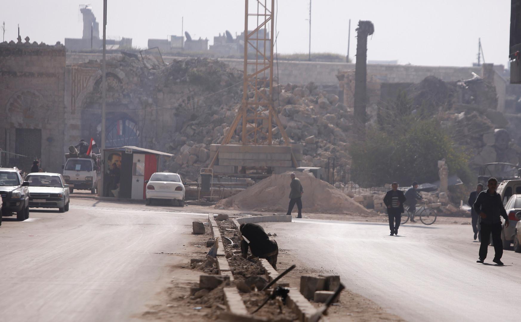 حلب - أرشيف