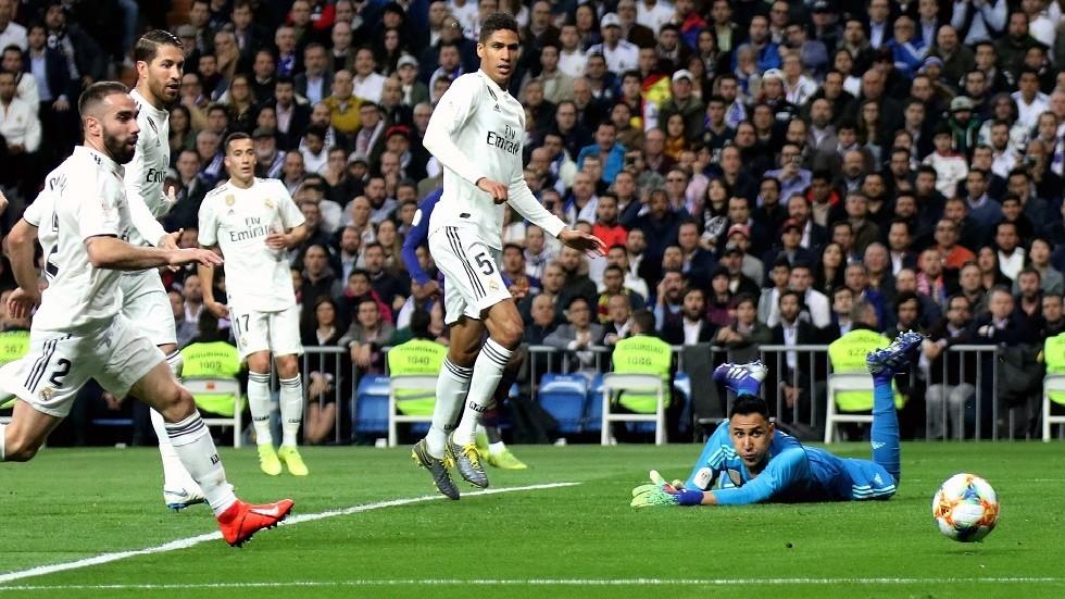 نافاس يطلب مغادرة ريال مدريد