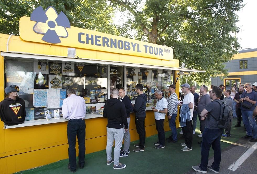 سلام مسافر يكتب: كنت في تشيرنوبل (3)