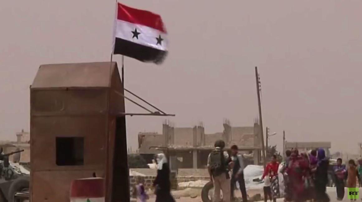 دمشق تعلن فتح ممر إنسـاني بريف حماة الشمالي وتتهم أنقرة بخرق اتفاق حول محافظة إدلب