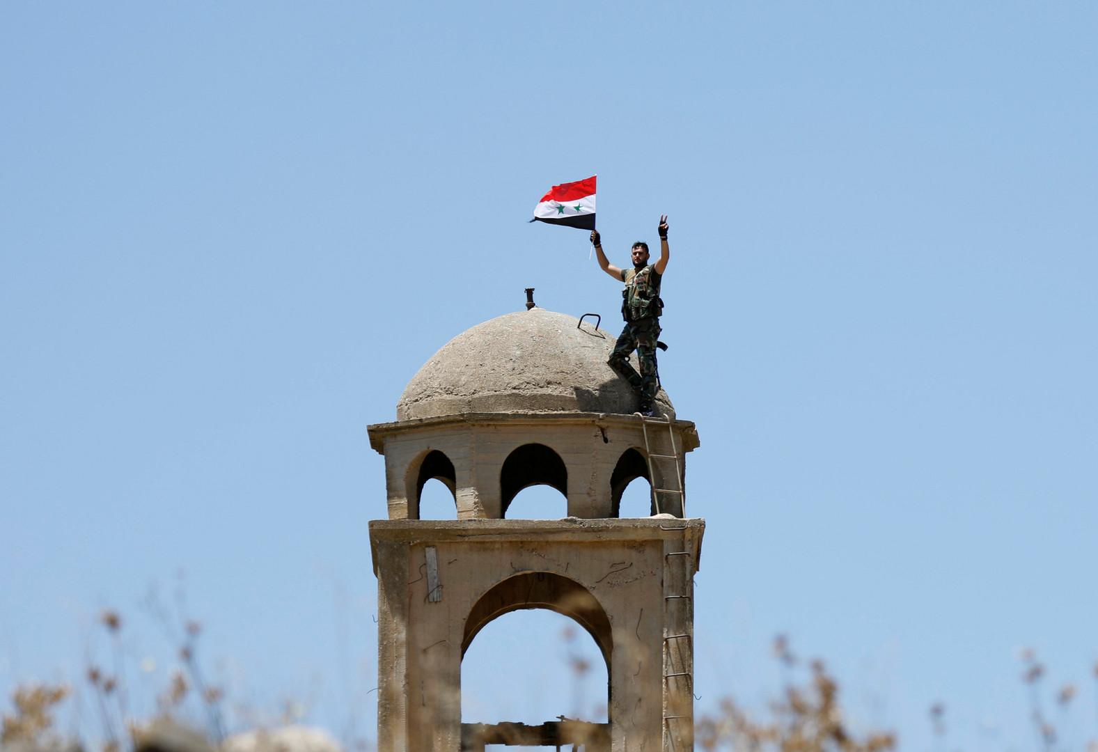 الجيش السوري .. والطريق إلى المعركة الفاصلة