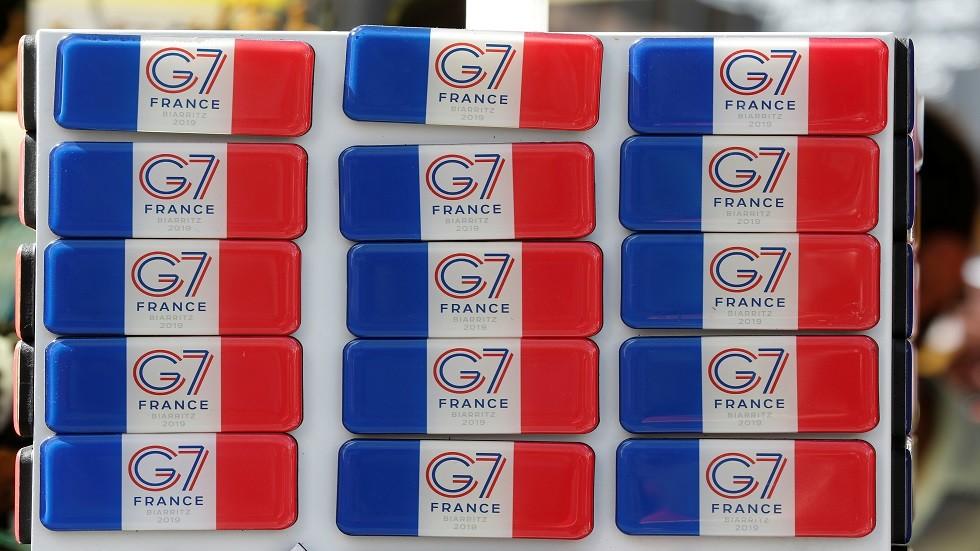 الخضر الفرنسيون يقاطعون قمة G7 في بياريتس