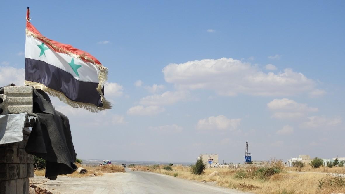 الجيش السوري يعيد رسم الحدود