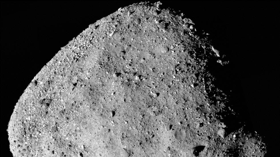 اكتشاف مثير على كويكب يحمل
