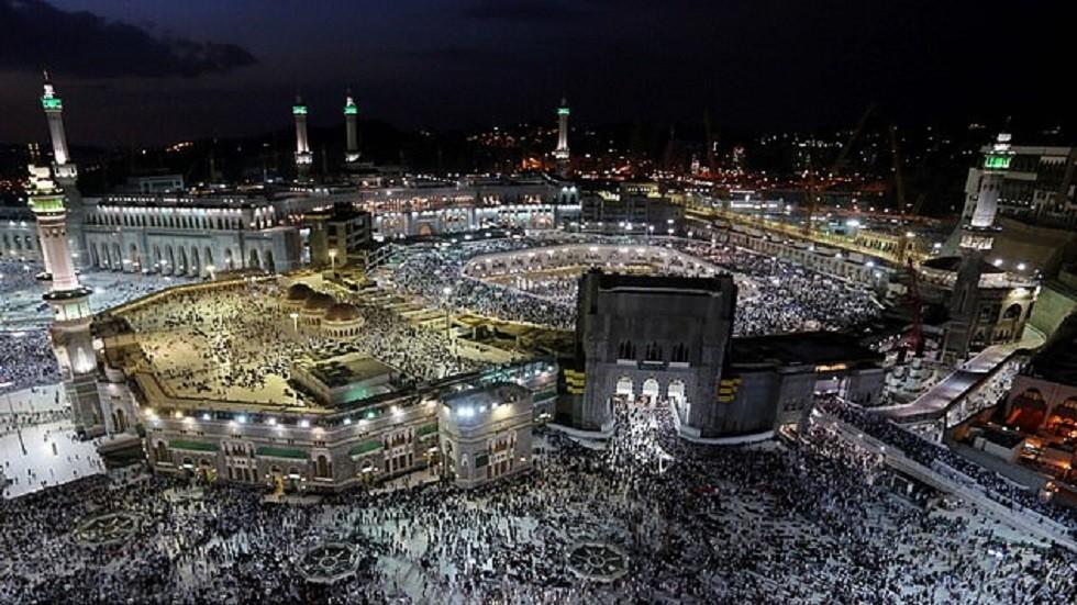 الحج في مكة المكرمة
