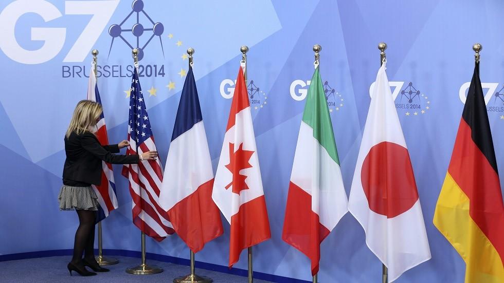 البيت الأبيض: انضمام روسيا مجددا إلى G7 مرتبط باهتمامها بالعودة إلى المجموعة