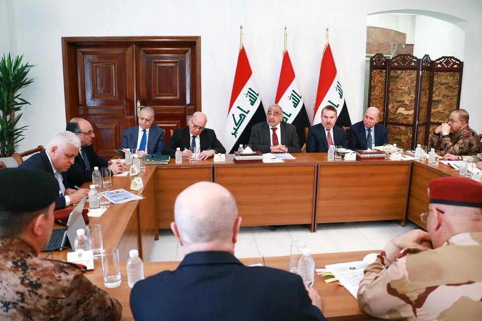العراق.. مجلس الأمن الوطني يؤكد على نقل مخازن الذخيرة والأسلحة إلى أماكن مؤمنة خارج المدن