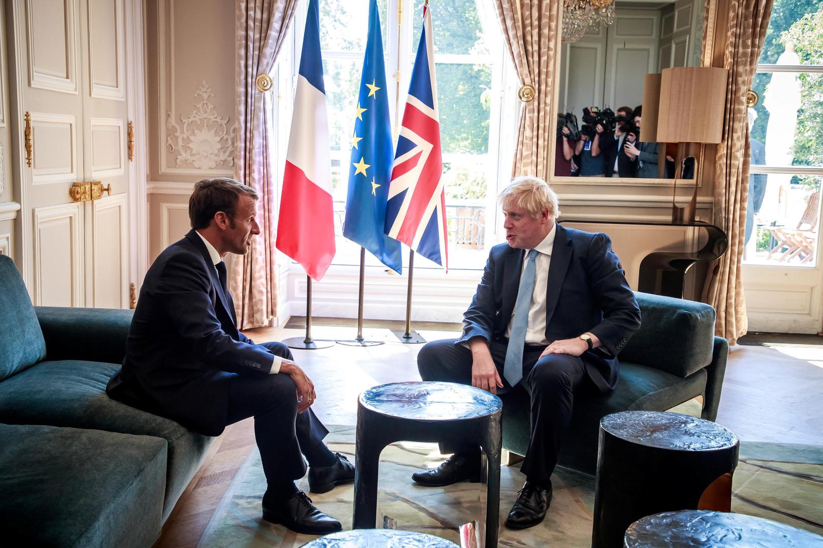 فرنسا وبريطانيا تسعيان إلى توحيد الموقف الأوروبي بشأن إيران