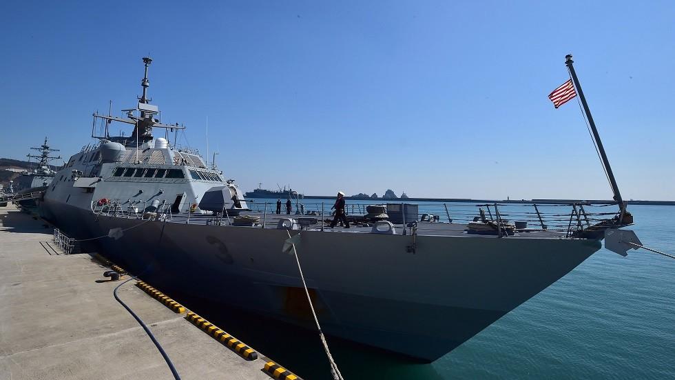 الولايات المتحدة تجري تدريبات بحرية غير مسبوقة مع دول جنوب شرقي آسيا