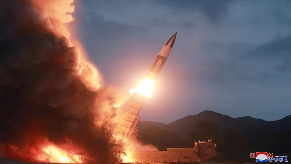 سيئول تشتبه في إطلاق بيونغ يانغ لصاروخين بلغا ارتفاعا غير مسبوق