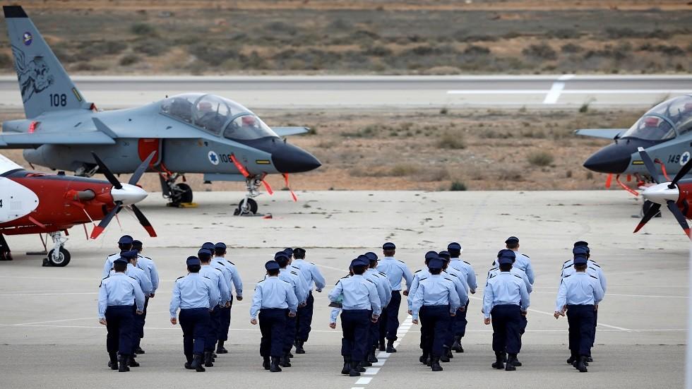 القوات الجوية الإسرائيلية