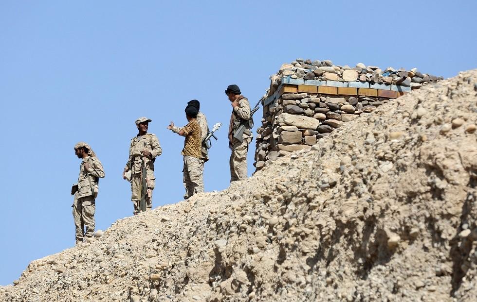 رئيس أركان الجيش اليمني: سنواجه المتربصين ونضرب بيد من حديد كل العابثين بأمن واستقرار محافظة شبوة