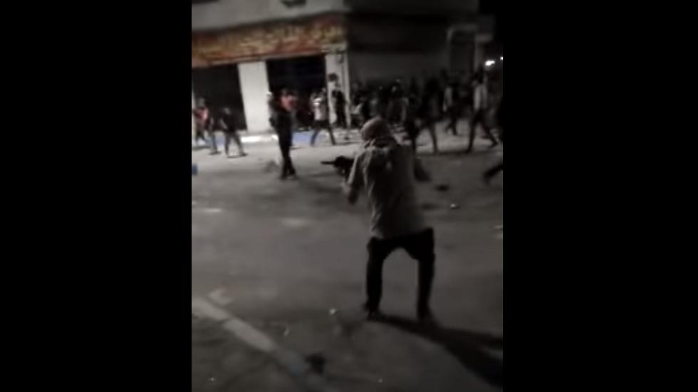تطور خطير.. إطلاق نار بالرشاشات ضد الدرك الأردني في مدينة الرمثا