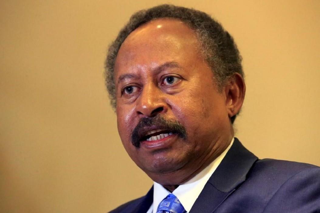 حمدوك: بدأنا محادثات مع واشنطن لرفع السودان من قائمة الدول الداعمة للإرهاب