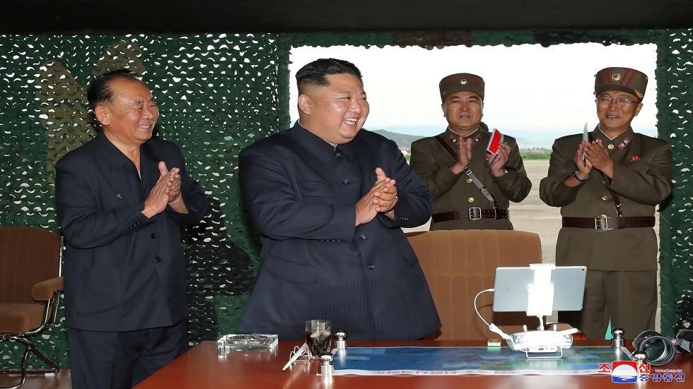 كوريا الشمالية تنشر صور منصتها الجديدة لإطلاق الصواريخ