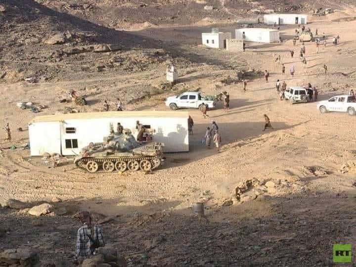 اليمن.. قوات النخبة الشبوانية تستعيد مواقع في مدينة عتق بمحافظة شبوة (صورة)