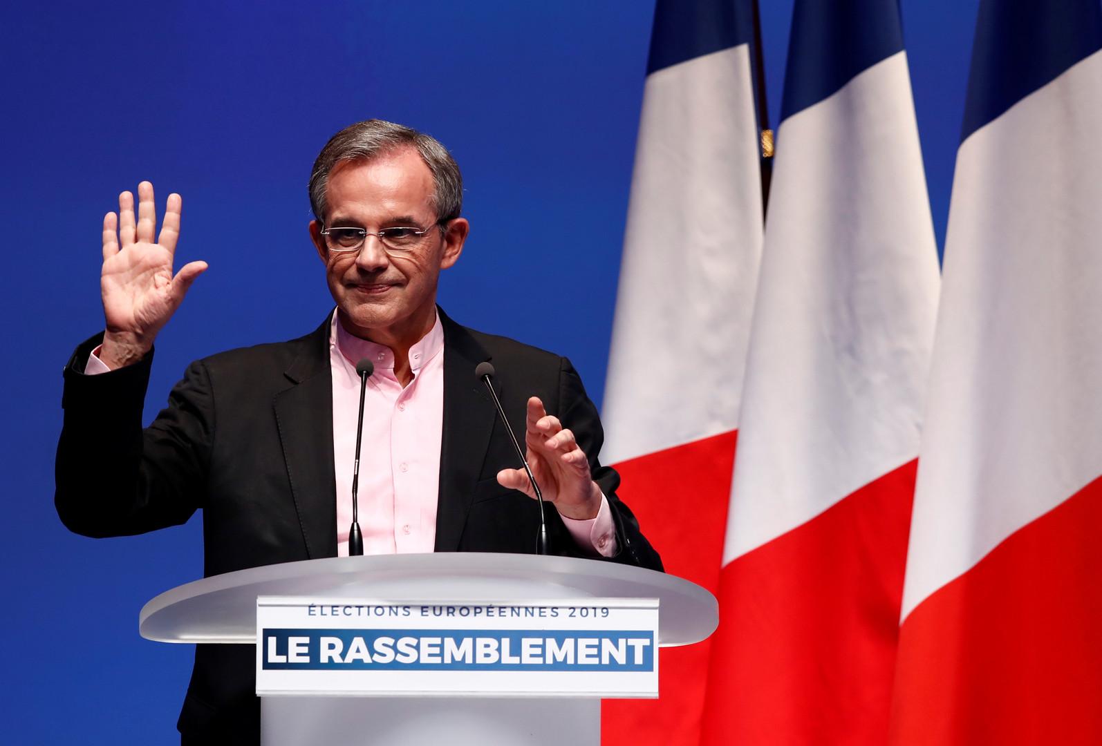 نائب فرنسي في البرلمان الأوروبي يبدأ زيارة إلى سوريا برفقة وفد