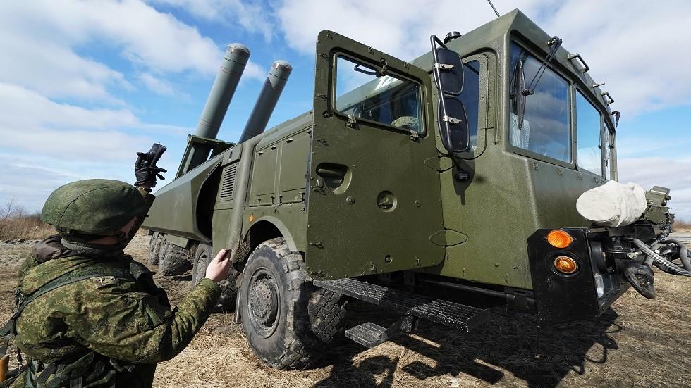 البحرية الروسية تتسلم 3 منظومات صواريخ مضادة للسفن