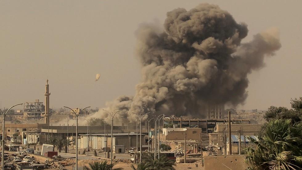 سوريا.. قتلى وجرحى في انفجار بريف الرقة (صور)