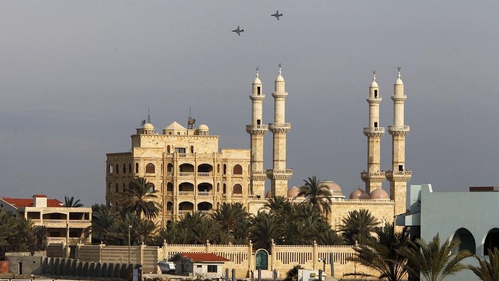 مدينة اللاذقية السورية (صورة من الأرشيف)