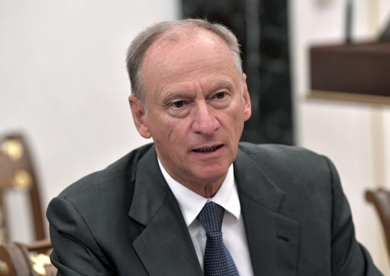 سكرتير مجلس الأمن الروسي نيكولاي باتروشيف