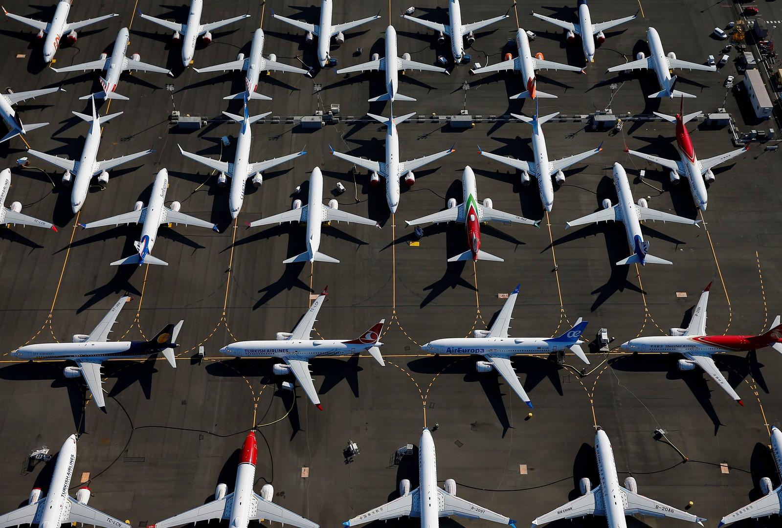 شركة طيران روسية ترفع دعوى قضائية الأولى من نوعها ضد