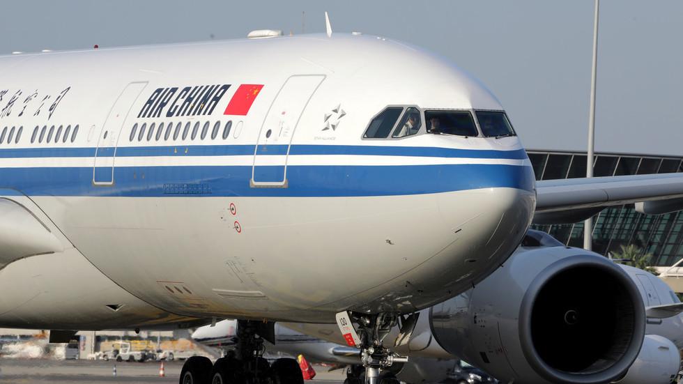 Air China Airbus A330-200