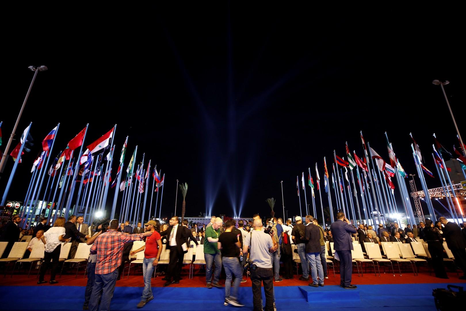 40 من رجال الأعمال الإماراتيين يشاركون في معرض دمشق الدولي