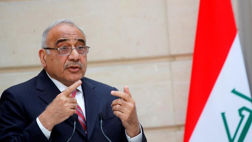 العراق.. الحشد الشعبي يعلن تشكيله قوة جوية