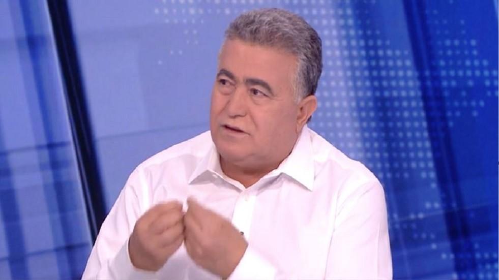 زعيم حزب العمال الإسرائيلي عمير بيريتس - أرشيف