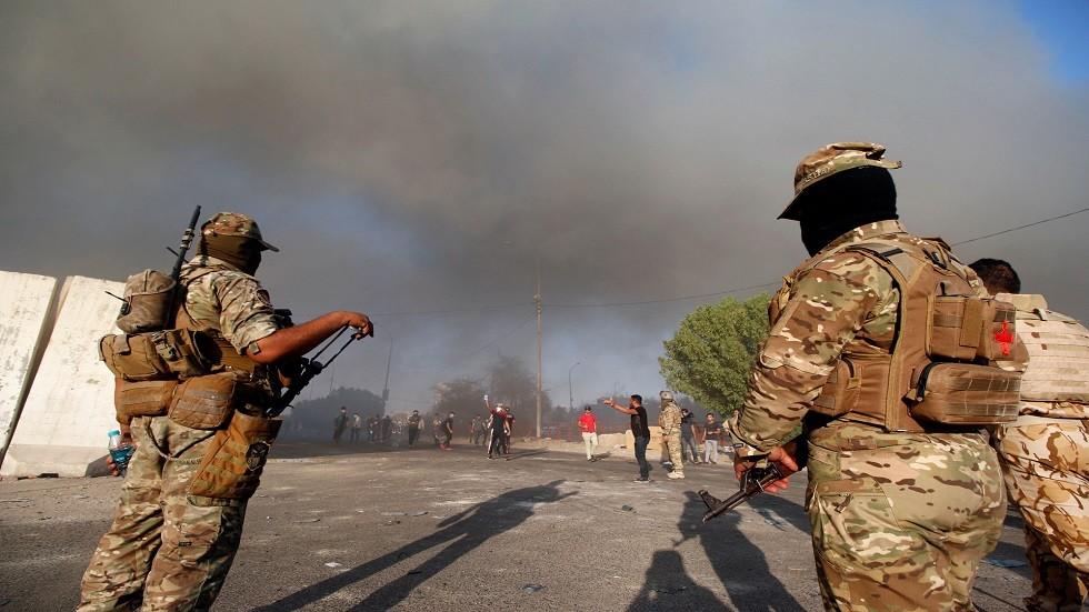 قوات من الجيش العراقي - أرشيف