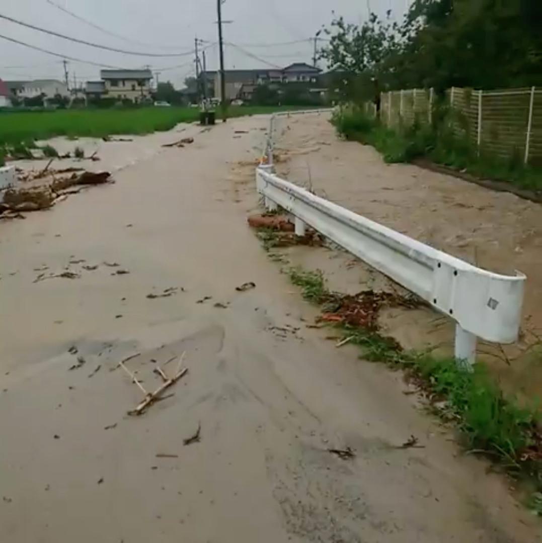 إجلاء نحو 850 ألف شخص بسبب الأمطار في اليابان