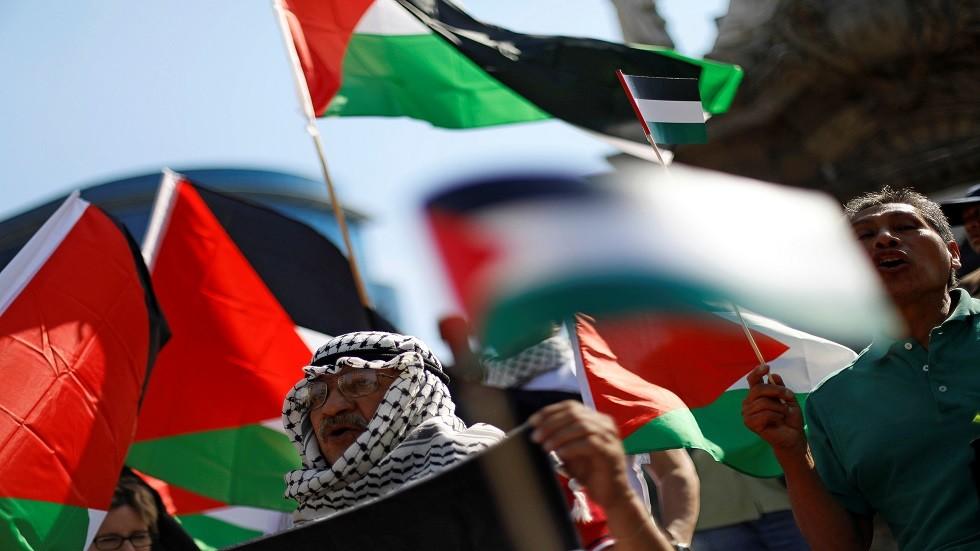 استنكار فلسطيني بعد إجراء الخارجية الأمريكية على موقعها الإلكتروني