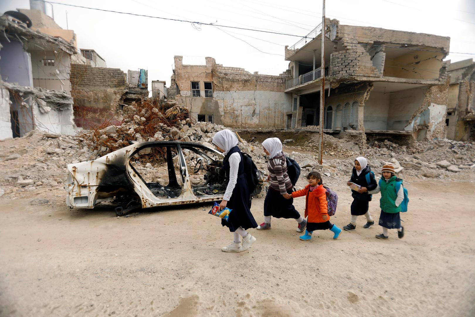 صورة أرشيفية من العراق