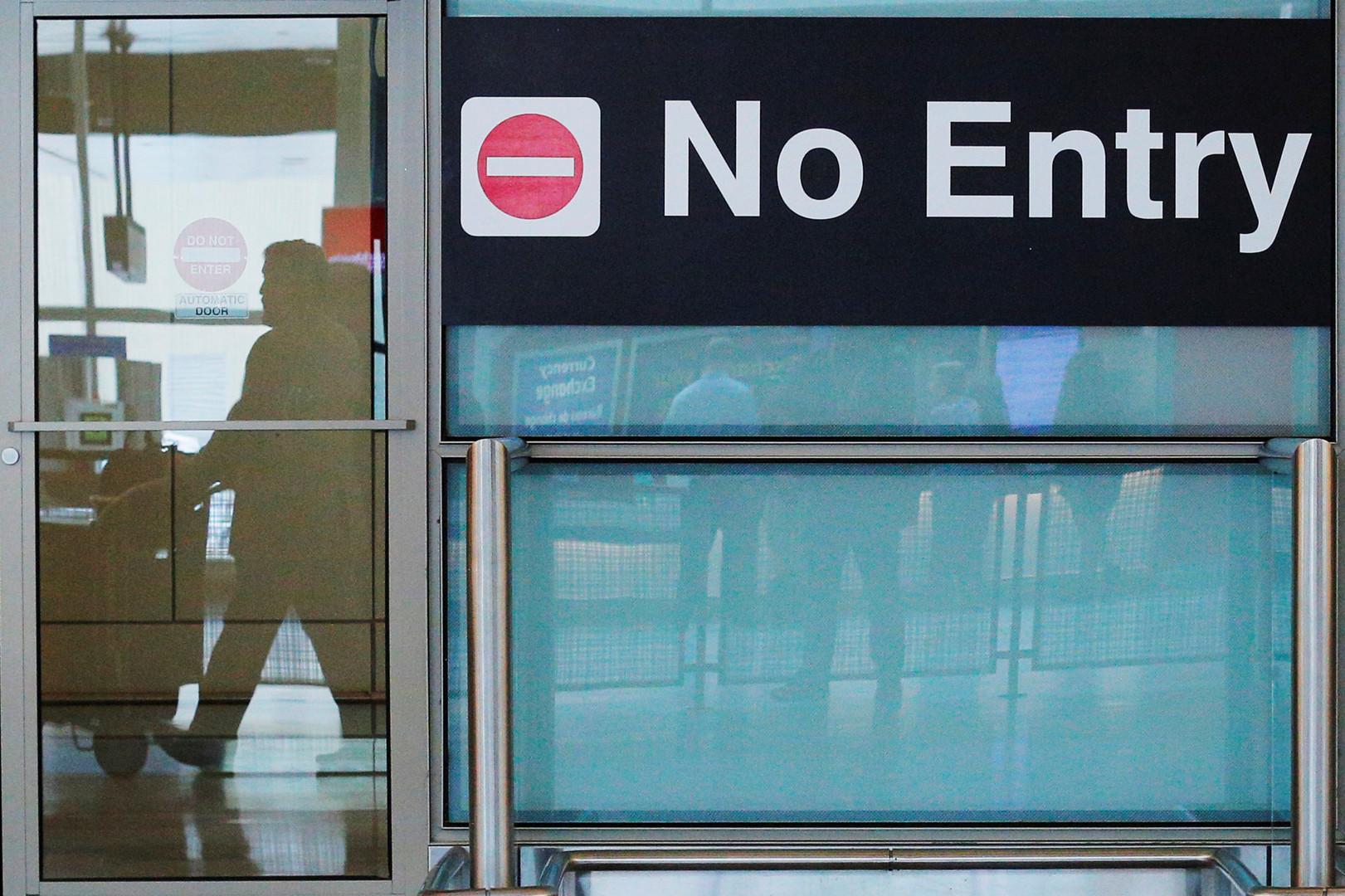الولايات المتحدة تمنع طالبا عربيا من دخولها بسبب حسابه على