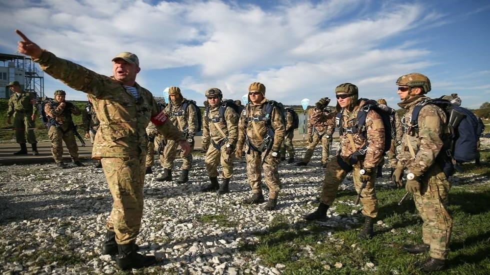 روسيا ومصر وبيلاروس تجري تدريبات لمكافحة الإرهاب