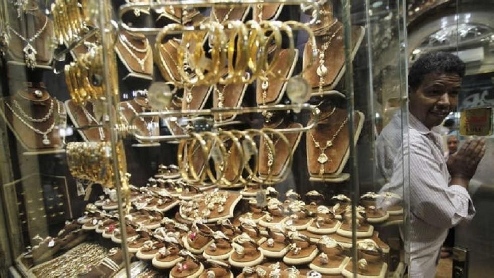 الذهب يسجل أعلى سعر في تاريخ مصر