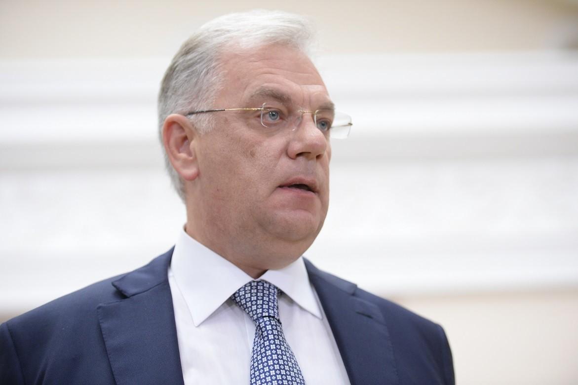 مدير الهيئة الفيدرالية الروسية للتعاون العسكري التقني، ديمتري شوغاييف