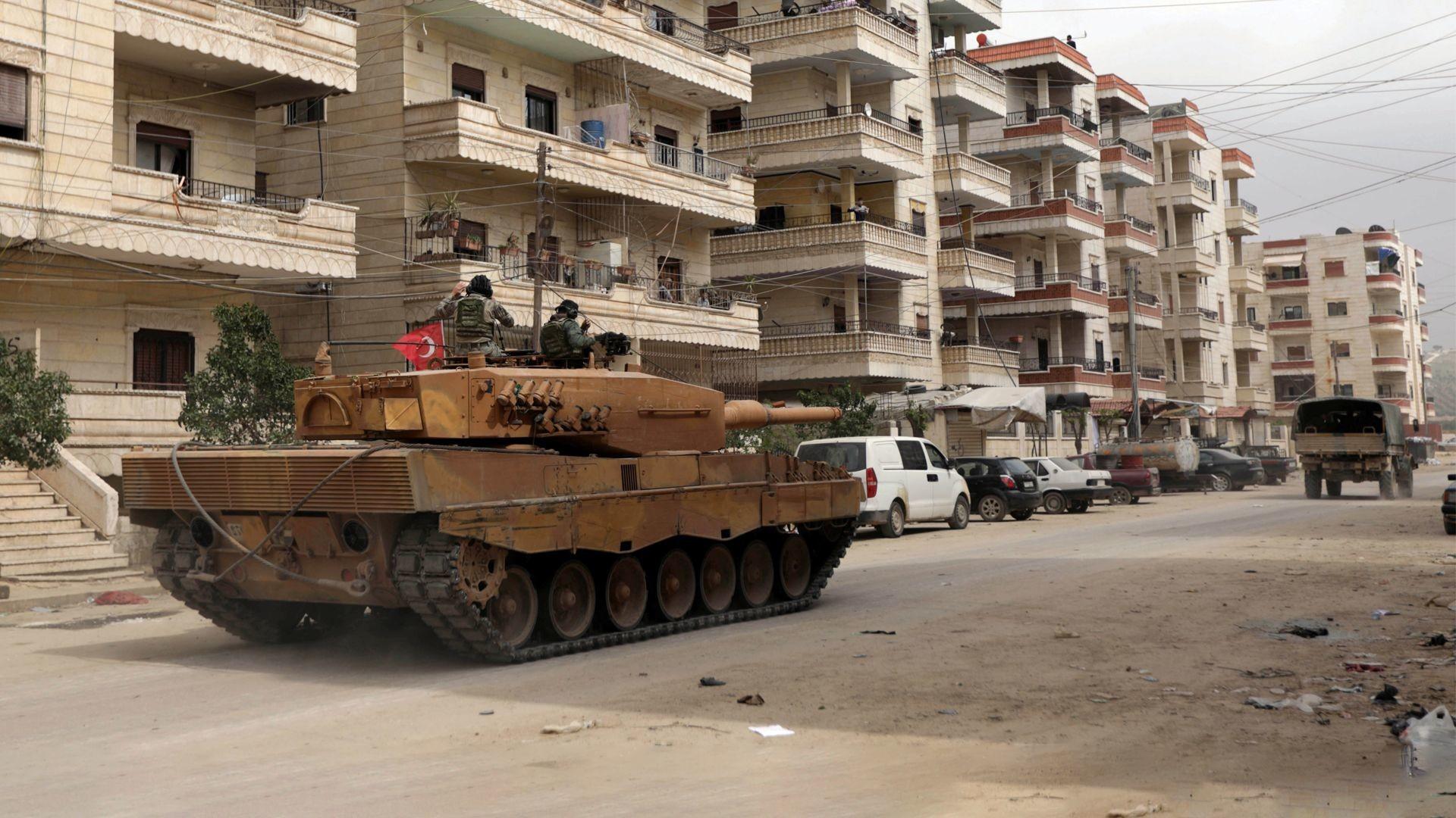 روسيا هاجمت الجنود الأتراك في سوريا؟