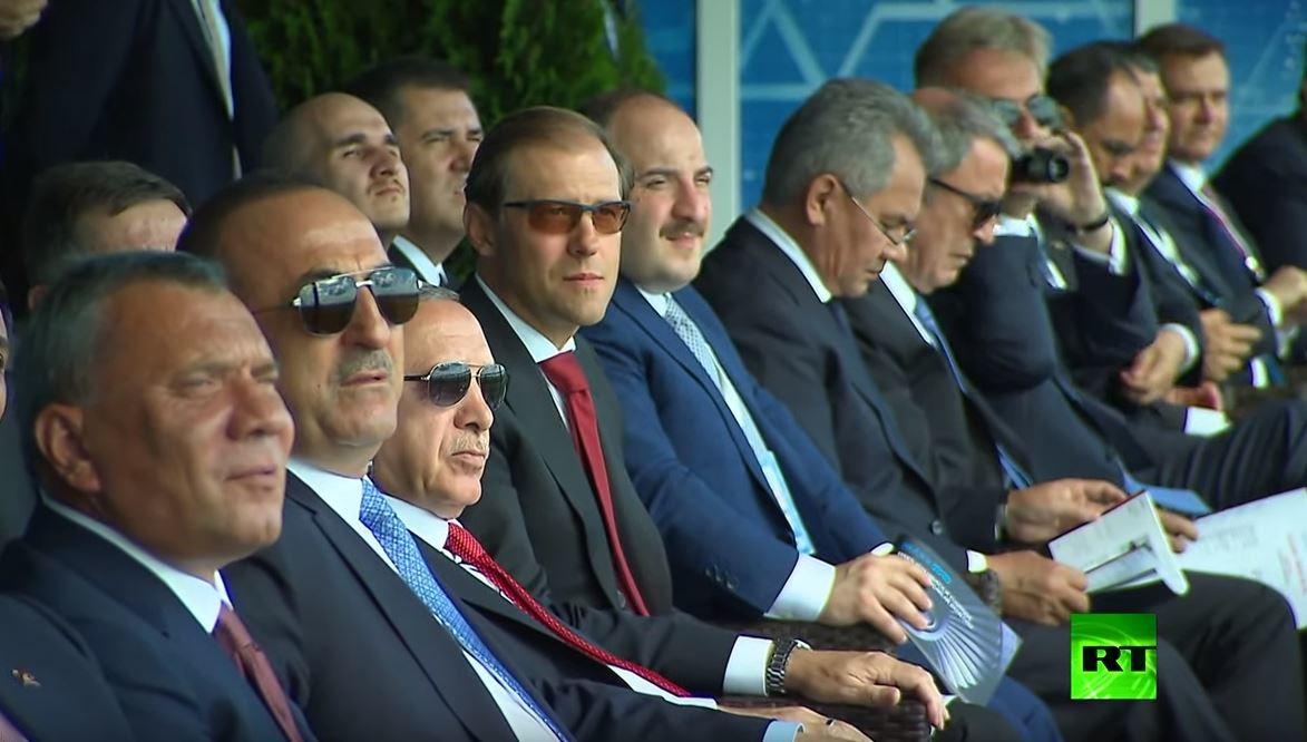 تركيا لن تخضع للنفوذ الروسي
