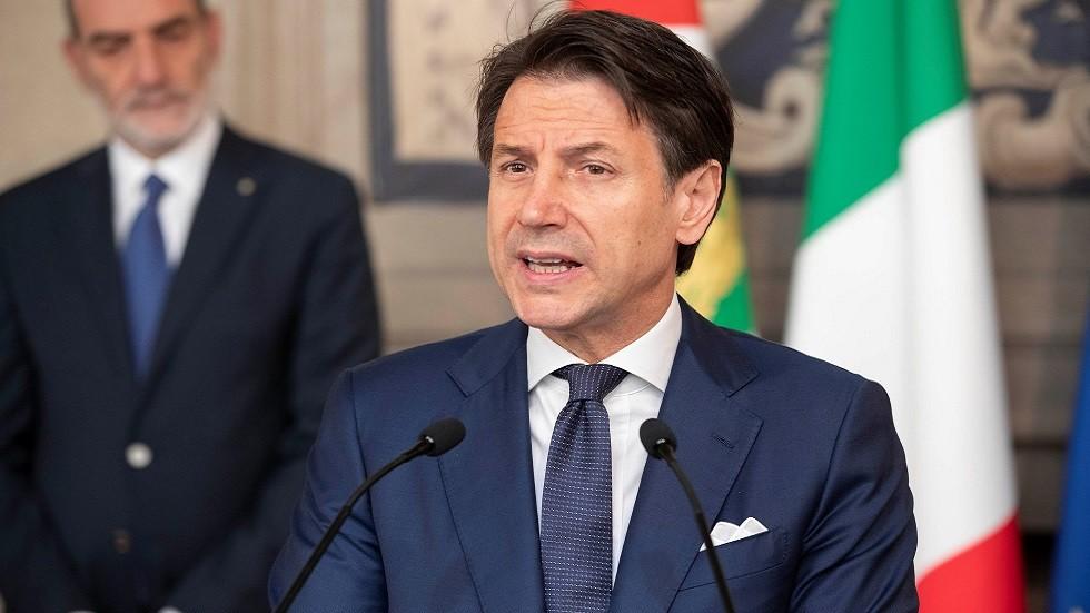 إيطاليا.. تكليف جوزيبي كونتي بتشكيل حكومة جديدة