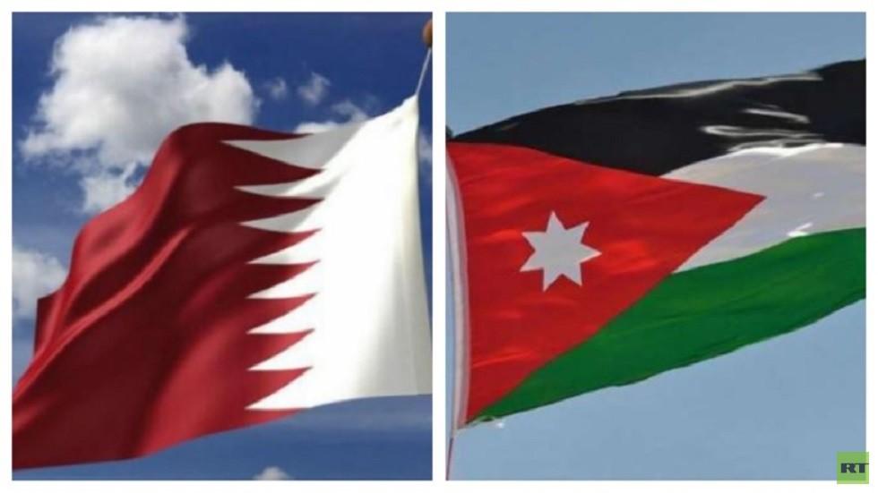 قطر ترفع التمثيل الدبلوماسي لدى الأردن